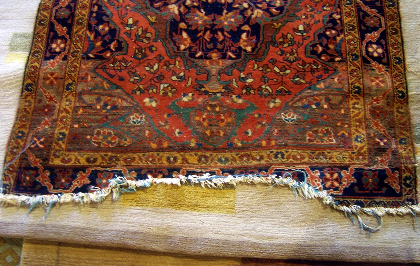 Rug Repair: Restoration Carpet Cleaning
