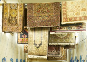 Carpets Hanging